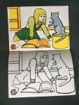 Zachmoc, Barbara - Mali przyjaciele Obrazki do kolorowania