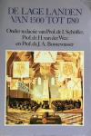 Schöffer, I, Van der Wee & Bornewasser - De Lage Landen van 1500 tot 1780