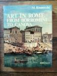 Mario Rivosecchi - Art in Rome. From Vignola to Maderno