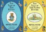 Potter, Beatrix - 8 boekjes van The Original Peter Rabbit Books