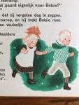 Riemens-Reurslag, J. en Bottema, Johanna (ills.) - De geschiedenis van Betsie paard
