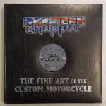 Scheller, W.G. - American Chopper [The Fine Art of the Custom Motorcycle]