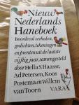 Hella S. Haasse, Ad Petersen, Koos Postema en Willem van Toorn - Nieuw nederlands haneboek / druk 1