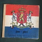 Worm, Piet - Het Heldenlied van Jan en Piet e ware avonturen van twee dappere Hollandse jongens in oorlogstijd