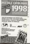 H. Stins Voorzitter - Speciale catalogus - 1998  Deel 57e