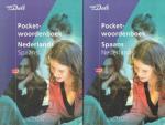 - Van Dale Pocketwoordenboeken Spaans-Ned Ned-Sp 2015; Nederlands 2003(geen CD);Woord van het jaar 2008