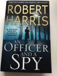 Harris, Robert - An Officer and a Spy / The gripping Richard and Judy Book Club favourite