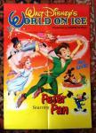 n.v.t. - Walt Disney World On Ice Staring Peter Pan     Poster