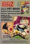 Veer, Janneke van der (redactie) - Boekenpost nr. 74, jaargang 12, november/december 2004