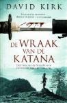 Kirk, David - Deel 2 van de Musashi serie: De wraak van de Katana