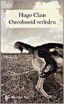 Claus, H. - Onvoltooid verleden
