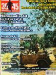Bernage, Georges (ed.). - Magazine 39-45. No. 202. Normandy. V-2. Kübelwagen. Guderian.