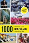 spek, jeroen vd - 1000 dingen doen in Nederland