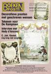Veer, Janneke van der (redactie) - Boekenpost nr. 93, jaargang 16, januari/februari 2008