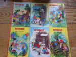 Schermelé, Willy - Winkie verdwaalt in het grote bos
