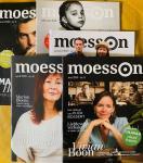 Boon, Vivian. (Red.) - Moesson. Het Indisch Maandblad. Jan./Feb./Mrt./Apr./Mei. 2020