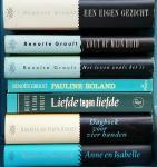 Groult, Benoîte - 7 titels (waarvan 3 samen met Flora Groult): zie EXTRA