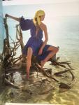 Ellison, Jo - Vogue  De japon, het model en de fotograaf