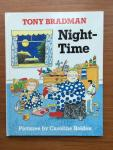 Bradman, Tony and Holden, Caroline (ills.) - Night-time