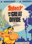 Goscinny / Uderzo - Asterix, Asterix and the Greta Divide, softcover, gave staat, UK edition