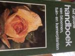 Bianchini, Francesco / Pantano, Azurra Carrara - Het Groene Handboek van bloemen, tuin- en kamerplanten