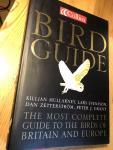 Mullarney, Svensson, Zetterström, Grant - Bird Guide Large Format - Groot Formaat