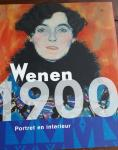 BECKER, Edwin en GRABNER, Sabine (redactie) - Wenen 1900. Portret & interieur