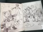 Wickham Constance and Kennedy, A.E. - Le Cirque de L'ours Teddy  Les Livres du Petit Negre Bambo