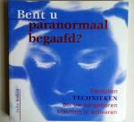 Soskin, J - Bent u paranormaal begaafd?