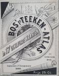 BOS, R. - Bos'1e Teeken-Atlas in 17 gekleurde kaarten