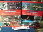 March, Daniel J. and John Heathcott / Bishop, Chris, Soph Moeng [ Editors] - Air Warfare Volume ONE 1911-1945 and TWO  1945 - [1997] / The Aerospace Encyclopedia of,