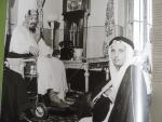 وزارة الاعلام، المملكة العربية السعودية = ʻAbd al-ʻAziz al- Saud / Minintry of Information, Saudi Arabia. ; Mu'assasat al-Turāth. - ʻAbd al-ʻAziz Al Saud : a life in photographs = une vie en photographies = una vita in fotografie. abd al aziz al saud