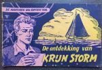 Kuhn, Peter. - De avonturen van Kapitein Rob. De ontdekking van Krijn Storm.