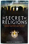 Barrett, David V. - A Brief Guide to Secret Religions (ENGELSTALIG)