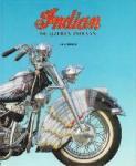 Lensveld, Jim - Indian motocycles  De ijzeren Indiaan