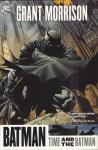 Morrison, Grant - Batman : Time and the Batman, hardcover + stofomslag, gave staat (nieuwstaat)