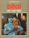 Bilal, Enki - Ver Van Hier (Verhalen van Bilal), hardcover, gave staat