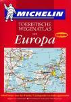- Toeristische wegenatlas van Europa 1999