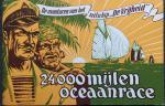 Kuhn, Peter. - De avonturen van Kapitein Rob. 24.000 mijlen oceaanrace.