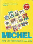 - Michel-Europa-Katalog Band 3 - Nord- und Nordwesteuropa