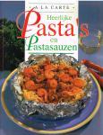 Colby, A. - a la carte, heerlijke pasta's en pastasauzen