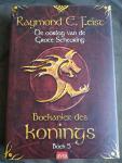 Feist, Raymond C. - Boekanier des konings / De oorlog van de grote scheuring Boek 5