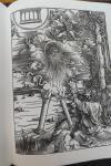 Albrecht Dürer (houtsnedes); De apostel Johannes (tekst) - Druk- en Bindwerk Geert de Koning - Albrecht Dürers Apokalyps: Openbaring van Johannes - Oplage 60 + XII