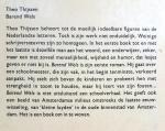 Thijssen, Theo - Barend Wels (Ex.1)