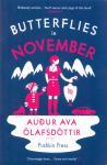 Olafsdottir, Audur Ava (ds1355) - Butterflies in November