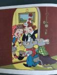 Mariette (illustrations probably Freddy Langerer) - De ondankbare muisjes