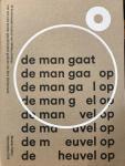 SCHIERBEEK, Bert & SNITKER, Willem (houtsneden) - De man gaat de heuvel op