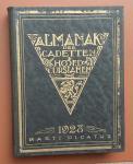 Redactie - Almanak der Cadetten en Hoofdcursianen voor 1928