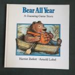 Ziefert, Harriet and Lobel, Arnold - Bear All Year A Guessing-Game Story