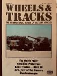 Vanderveen, Bart. - Wheels & Tracks. Verzamelmap met 8 afleveringen.